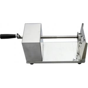 Картофелерезка механическая для нарезки спиралью на палочке, нерж.сталь