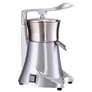 Соковыжималка электрическая для цитрусовых, настольная, 1450об/мин, корпус нерж.сталь, прижимной рычаг