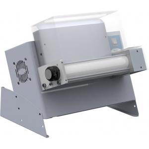 Тестораскатка электрическая настольная, длина роликов 310мм, управление педальное, зазор 0-4мм, нерж.сталь, 220V