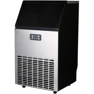 Льдогенератор для кускового льда,  456кг/сут, бункер 15.0кг, возд.охлаждение, корпус черный, форма «пальчик»