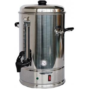Водонагреватель гейзерный для приготовления чая или кофе, 10л, нерж.сталь