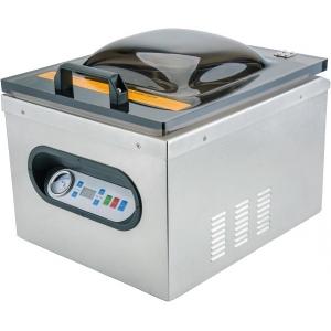 Машина для вакуумной упаковки, настольная, 1 камера 350х300х110мм, электронное управление, 1 шов 300мм