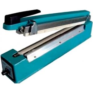 Сшиватель полиэтиленовых пакетов, настольный, длина шва 300мм, электромеханическое управление, нож