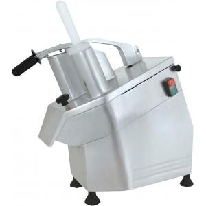 Овощерезка электрическая для овощей и фруктов, настольная, до 300кг/ч, 5 дисков, 1 скорость, нерж.сталь, 220V