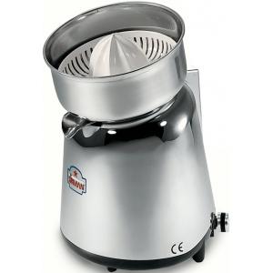Соковыжималка для цитрусовых, электрическая, настольная, корпус хром, чаша нерж.сталь