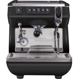 Кофемашина-автомат, 1 группа (выс.), бойлер 5л, черная, 220V