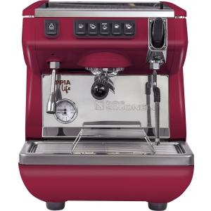 Кофемашина-автомат, 1 группа (выс.), бойлер 5л, красная, 220V