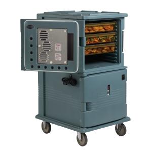 Термоконтейнер L 73см w 85 см h 137,50 см для хранения горячих блюд с 2 отделениями для горячих блюд с нагревателем 220 В