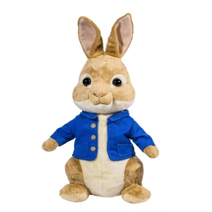 Игрушка мягкая плюшевая большая, 30 см «Кролик Питер 2» /Large Statement plush «Peter Rabbit 2»