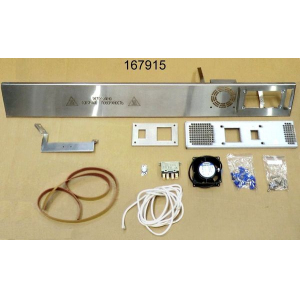 Комплект для доработки витрин BKCDB-AH и BKCSG-AH