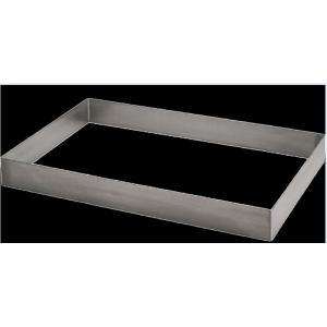 Рамка кондитерская L 57см w 37см h 4,5см, нерж.сталь