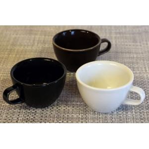 Чашка 70мл ПРОФИ, фарфор. черный