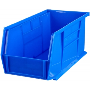 Контейнер навесной для системы SmartWall, 279х140х127мм, пластик, синий