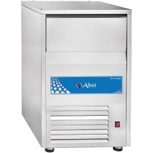 Льдогенератор для гранулированного льда,   60кг/сут, бункер 20.0кг, возд.охлаждение, корпус нерж.сталь
