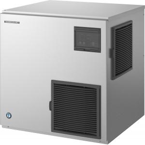 Льдогенератор для гранулированного льда,  860кг/сут, без бункера, возд.охлаждение, корпус нерж.сталь, задняя стенка оцинк.сталь
