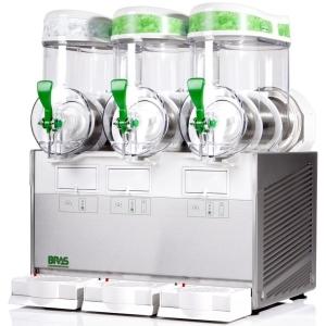 Аппарат для замороженных напитков (гранитор), 3 ванны по  6л (б/у (бывший в употреблении))