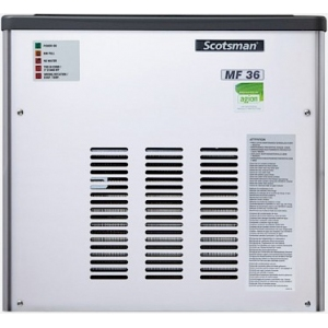 Льдогенератор для гранулированного льда,  200кг/сут, без бункера, возд.охлаждение, корпус нерж.сталь