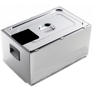 Ванна для погружного термостата Sous Vide Vortmax VS One, GN1/1, нерж.сталь, настольная