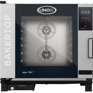 Пароконвектомат электрический инжекторный для выпечки UNOX XEBC-06EU-E1RM