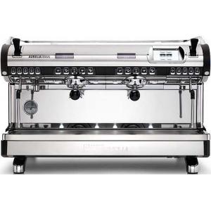 Кофемашина-автомат, 2 группы (выс.), мультибойлерная, Т3, черная, 220V, самоочистка