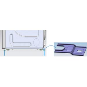 Пояс соединительный для установки TE1220E на WE1100P ELECTROLUX ST.KIT (1LSNE4)