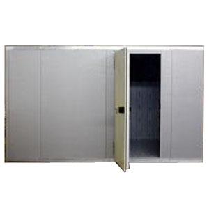 Камера морозильная замковая,  14.66м3, h2.16м, 1 дверь расп.левая, ППУ100мм