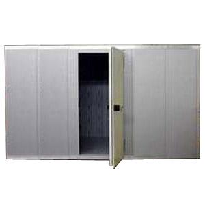Камера холодильная замковая,  20.66м3, h2.12м, 1 дверь расп.правая, ППУ80мм