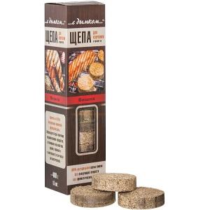 Брикет для копчения «...с дымком ...», вишня, упаковка (15 брикетов)