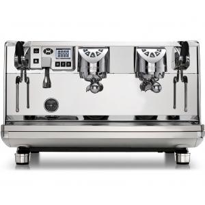 Кофемашина-автомат, 2 группы (выс), мультибойлерная, технология Т3, нержавеющая сталь, 380V (Уценённое)