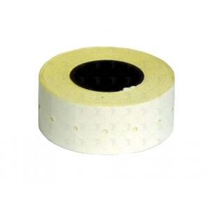 Этикет-лента 26х16мм белая