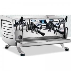 Кофемашина-автомат, 2 группы, мультибойлерная, технология T3, технология Gravimetric, нерж. сталь, 380В (Новое, после выставок)