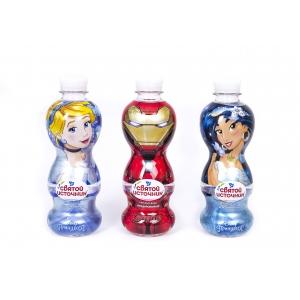 Святой источник, 0,33л, ПЭТ Toy Bottle Disney