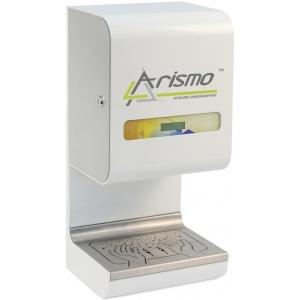 Дезинфектор для рук автоматический бесконтактный, объем бака 1л, настенный, серый