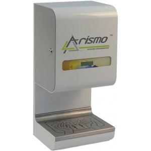 Дезинфектор для рук автоматический бесконтактный, объем бака 1л, настенный, темно-серый