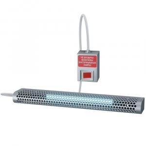 Лампа для дезинфекции помещений, до 20м2