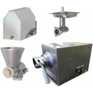 Машина универсальная кухонная настольная: насадки (мясорубка ММП+механизм для измельчения сухарей МИ+ рыхлитель МР), привод ПМ, нерж.сталь