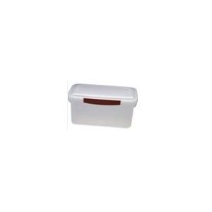 Контейнер с крышкой 10 л., полупрозрачный полипропилен
