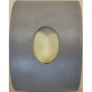 Барабан для аппарата котлетного С/E 652, С/E 653, 1 отверстие  60х80мм (овал), нерж.сталь+алюминий