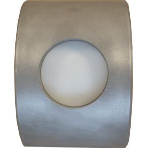 Барабан для аппарата котлетного С/E 652, С/E 653, 1 отверстие D70мм (круг), нерж.сталь+алюминий