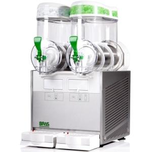 Аппарат для замороженных напитков (гранитор), 2 ванны по  6л (б/у (бывший в употреблении))