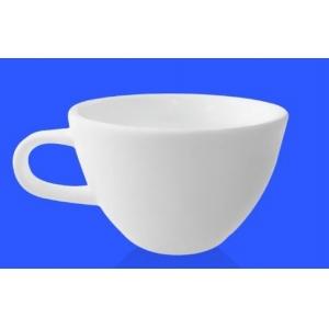 Чашка 70мл ПРОФИ, фарфор.  белая