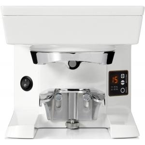 Темпер автоматический электрический, подставка под кофемолки Mythos1/Mythos 2, цвет белый