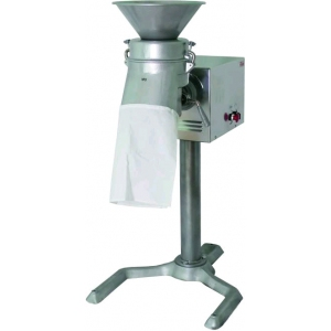 Машина универсальная кухонная напольная: насадка (просеиватель МП-01), привод ПМ, подставка П-01, нерж.сталь