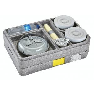 Термоподнос Cam GoBox L 37см  W 53 см  H 11,8 см серый