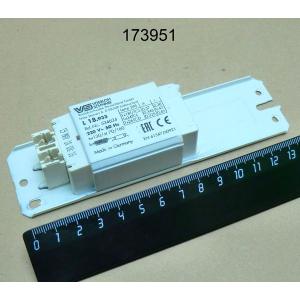 Дроссель для люминисцентных ламп 18Wх1