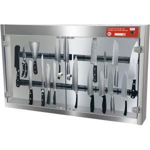 Стерилизатор ножей озоновый, 40 шт., магнитные держатели