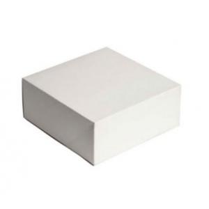 Коробка для транспортировки 325х325х120мм картон белый