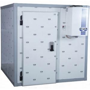 Камера морозильная Шип-Паз,   4.96м3, h2.46м, 1 дверь расп.левая, ППУ80мм