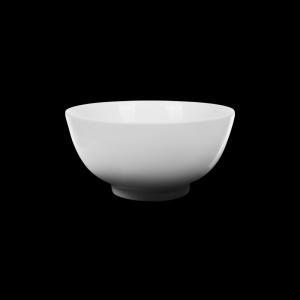 Салатник 250 мл Chan Wave, фарфор молочный