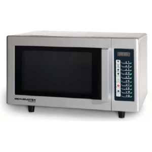 Печь микроволновая традиционная, 23л, управление электронное, корпус нерж.сталь+ABS (дверь), 220V, СВЧ 1000Вт (б/у (бывший в употреблении))